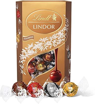 Bombons de Chocolate Sortidos Lindt (200g)