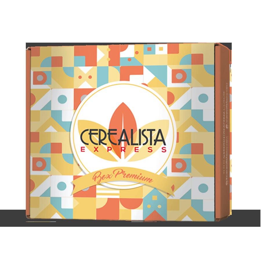 Combo Box Premium Cerealista Express Edição Limitada