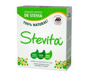 Adoçante de Stevia Stevita Sache 50un