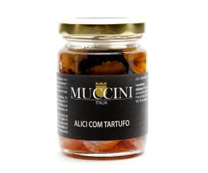 Aliche com Trufa Muccini 90g