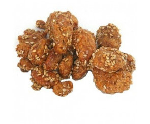 Amendoim Caramelizado com Gergelim a Granel