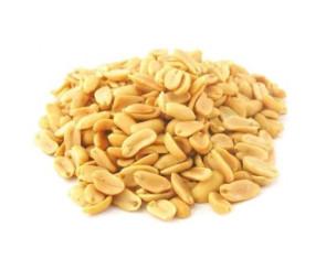 Amendoim Torrada Sem Pele Com Sal a Granel