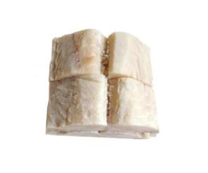 Bacalhau Morhua Lombo sem Pele e sem Espinho 1kg