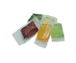 Bala de Algas Marinhas Sabor Futas Sweet Jelly a Granel