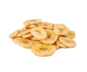 Banana Chips Desidratada Doce a Granel