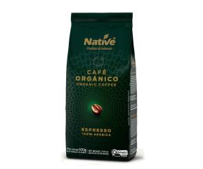 Café em Grãos Orgânico Native 500g