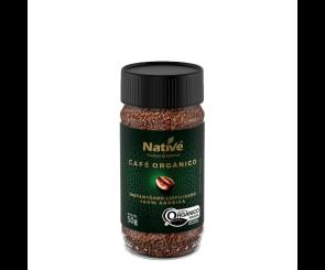 Café Orgânico Liofilizado Native 50g