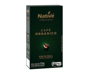 Café Orgânico Torrado e Moído Native 250g