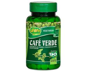 Cápsula de Café Verde Unilife 90cp