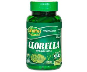 Cápsula de Clorella Unilife 60cp