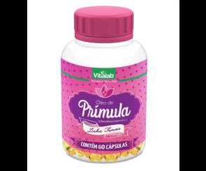 Cápsula de Óleo de Prímula Vitalab 60cp
