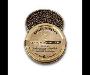 Caviar Giaveri Osietra 30g