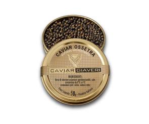 Caviar Giaveri Osietra 50g