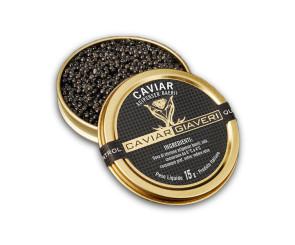 Caviar Giaveri Siberian Baerii 15g