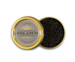 Caviar Polanco Siberian Reserve 50g