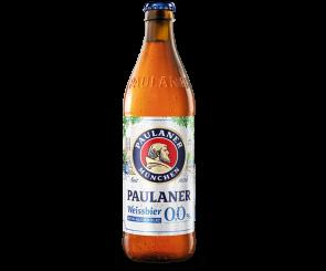Cerveja Alemã Paulaner Weissbier 0% Alcóol 500ML