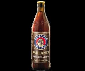Cerveja Alemã Paulaner Weissbier Dunkel 500ML