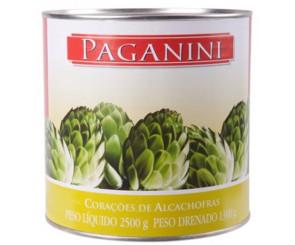 Coração de Alcachofra Paganini 1,3kg