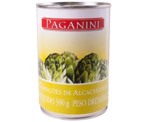 Coração de Alcachofra Paganini 210g