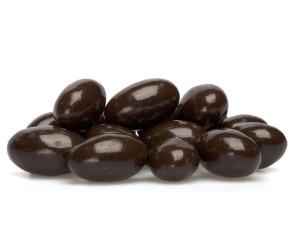 Dragee Damasco Chocolate Zero Açúcar a Granel