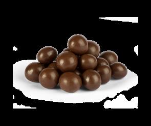 Dragee de Banana Passa Chocolate Zero Açúcar a Granel