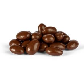 Dragee de Uva Passa Chocolate Zero Açúcar a Granel