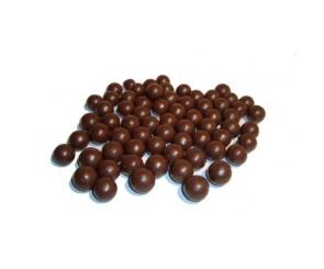 Dragee de Waffer Crocante Chocolate ao Leite a Granel