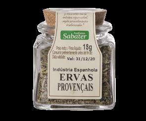 Ervas Provençais Azafranes Sabater 18g