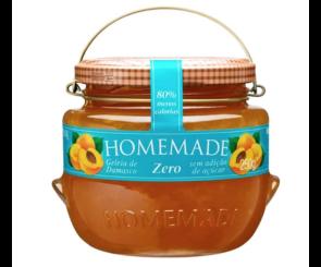 Geleia Premium Damasco Zero Homemade 250g