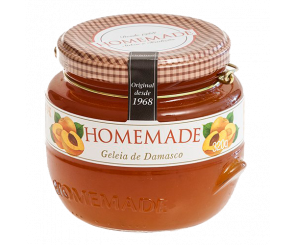 Geleia Premium Damasco Homemade 320g