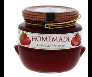 Geleia Premium Morango Homemade 320g