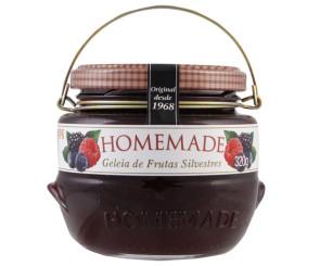 Geleia Premium Frutas Silvestres Homemade 320g