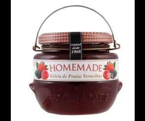 Geleia Premium Frutas Vermelhas Homemade 320g