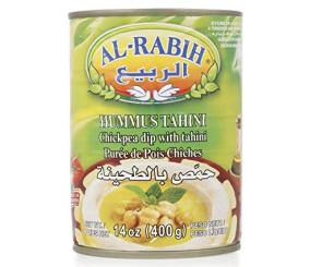 Homus Tahine AL Rabih 400g