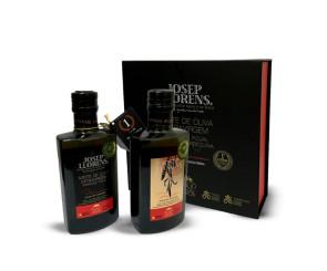Azeite Espanhol Josep Llorens Duo & Art C/ Estojo 250ml