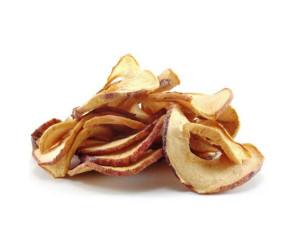 Maçã Chips Desidratada para Chá a Granel