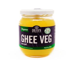 Manteiga Ghee com Alho Vegana 200g Benni