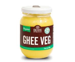 Manteiga Ghee Tradicional Vegana 200g Benni