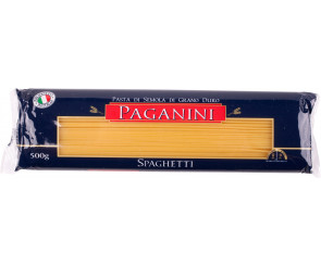 Massa Spaghetti 500g Paganini