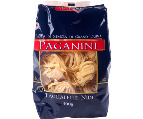 Massa Tagliatelle Nidi 500g Paganini
