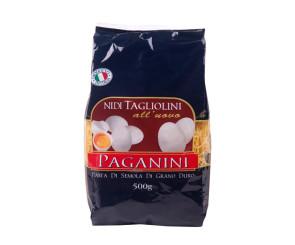 Massa Tagliolini Nidi com Ovos 500g Paganini