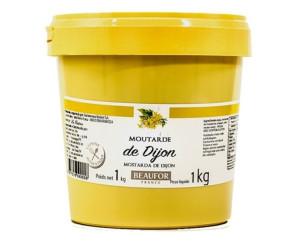 Mostarda Francesa de Dijon Beaufor 1kg