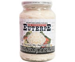 Palmito Pupunha Espaguete Euterpe 300g
