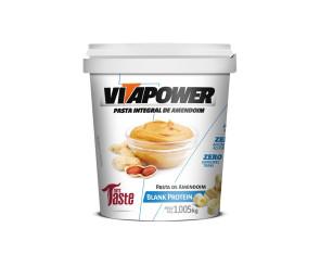 Pasta de Amendoim Blank Protein Vitapower Mrs Taste 1,005kg