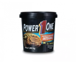 Pasta de Amendoim Integral Power One 1,005kg