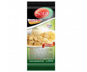 PST Fatias de Soja Carne Branca Sora 125g