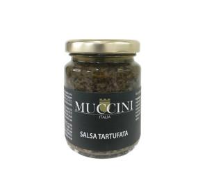 Salsa com Funghi e Tartufo Muccini 90g