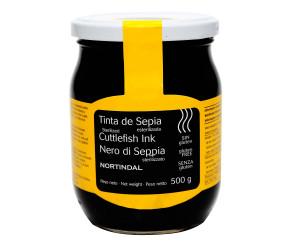 Tinta de Lula Nero de Sepia Nortindal 500g