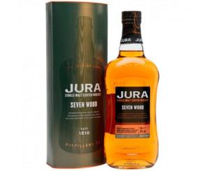Whisky Jura Seven Wood 700ml